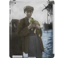 A sailor and his cat iPad Case/Skin
