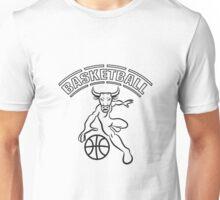 Basketball ball sport Unisex T-Shirt