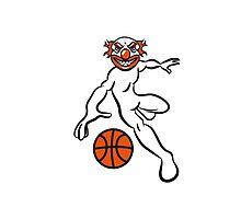 Basketball agro sport Photographic Print