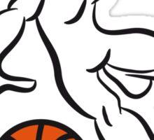 Basketball agro sport Sticker