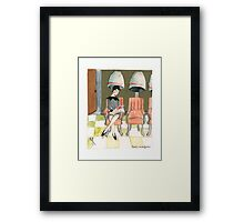 Beauty Is as Beauty Does! Framed Print