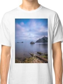 Seascape from a boat dock Classic T-Shirt