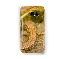Two Salamanders enjoying a restful break Samsung Galaxy Case/Skin