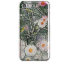 Touch of Pink Daisies iPhone Case/Skin