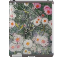 Touch of Pink Daisies iPad Case/Skin