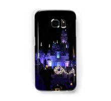 Disneyland Castle Diamond Celebration  Samsung Galaxy Case/Skin