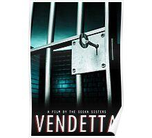 Vendetta Poster Art Poster