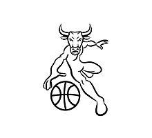 Basketball agro ball sport Photographic Print