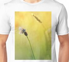 I'd like to sit here with you .... Unisex T-Shirt