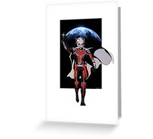 ONE ANT-MAN Greeting Card