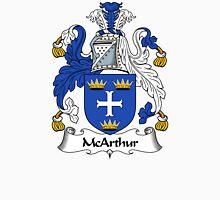 McArthur Coat of Arms / McArthur Family Crest Unisex T-Shirt