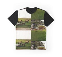 Two little lambs Graphic T-Shirt
