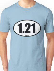 1.21 Gigawatts - Tee Shirt Unisex T-Shirt