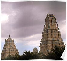 temples (Mauritius) Poster
