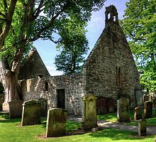 Alloway Auld Kirk by Tom Gomez