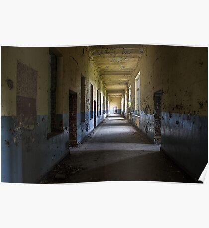 Which door Poster