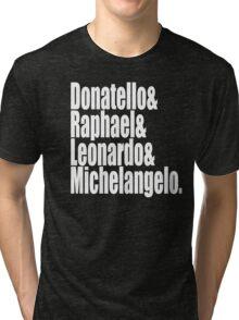 Teenage Mutant Ninja Turtles Tri-blend T-Shirt
