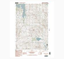 USGS TOPO Map Alaska AK Kodiak D-2 SW 353754 1987 25000 Kids Tee