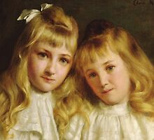 Sisters by Bridgeman Art Library