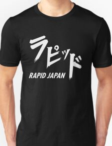 Rapid Japan Logo T-Shirt Unisex T-Shirt