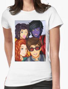 X Men Apocalypse Kids Womens Fitted T-Shirt