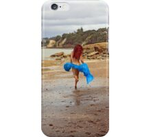 Running Free iPhone Case/Skin