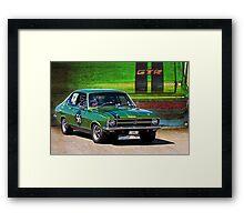 LC Torana GTR Framed Print