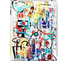 Abstracto iPad Case/Skin