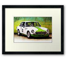 1970 MGB GT Framed Print
