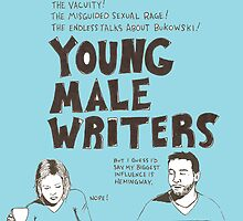 Young Male Writers by TullyMMills