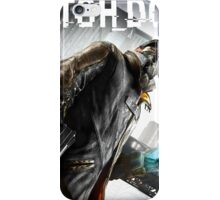 WATCH DOGS GAME iPhone Case/Skin