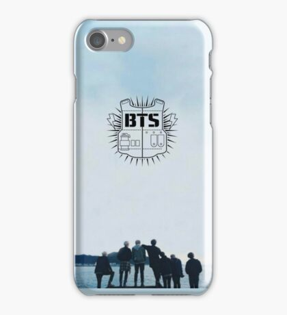 BTS Prologue HYYH iPhone Case/Skin