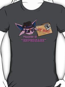 Espeonage (Pokemon) T-Shirt