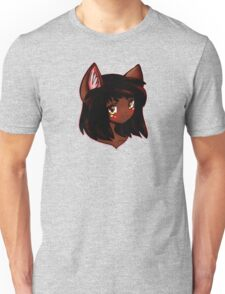 Neko Neko Kuro Unisex T-Shirt