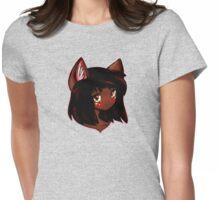 Neko Neko Kuro Womens Fitted T-Shirt