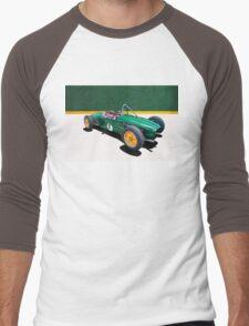 1960 Lotus 18 FJ Men's Baseball ¾ T-Shirt