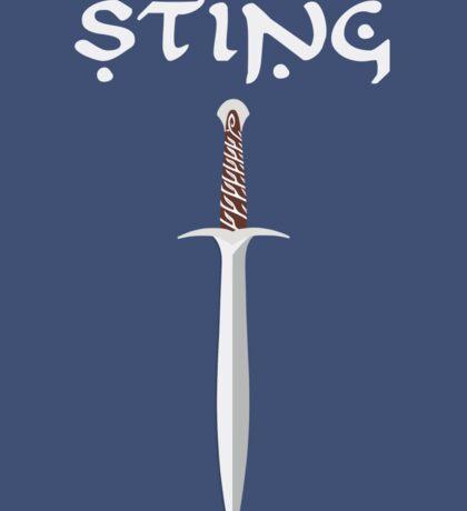 Sting Sticker