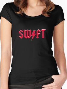 SW/FT Women's Fitted Scoop T-Shirt