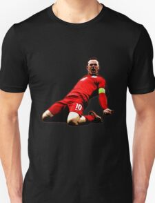 Wayne Rooney - Captain England T-Shirt