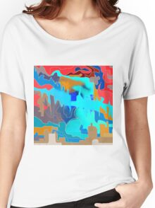 Overshadowing faith - REVERSI Women's Relaxed Fit T-Shirt