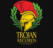 TROJAN RECORDS : SPIRIT OF SPARTAN Womens Fitted T-Shirt