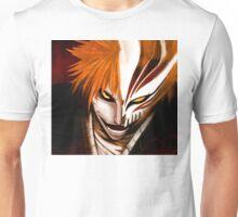 Hollow Ichigo Kurosaki  Unisex T-Shirt