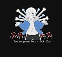 "Undertale - Sans ""You're Gonna Have A Bad Time"" Unisex T-Shirt"