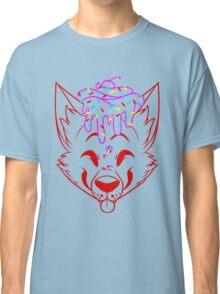 Cupcake Fox Lineart - Shirt Classic T-Shirt