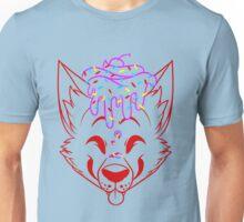 Cupcake Fox Lineart - Shirt Unisex T-Shirt