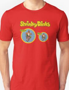 Shrinky Dinks Unisex T-Shirt