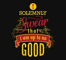 Harry Potter I Solemnly Swear That I Am Up To No Good  Classic T-Shirt