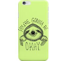 Slothspiration iPhone Case/Skin
