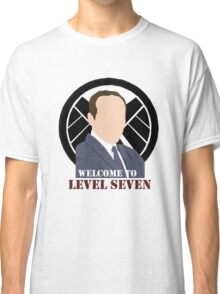 Welcome to Level Seven  Classic T-Shirt