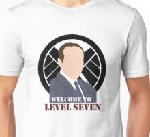 Welcome to Level Seven  Unisex T-Shirt